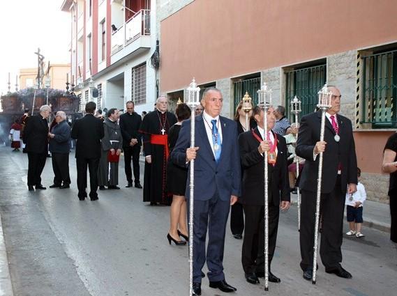 La Hermandad lamenta el fallecimiento de D. Pedro Antonio Gil Verdejo, quien fue Hermano Mayor en funciones en el año 2004.