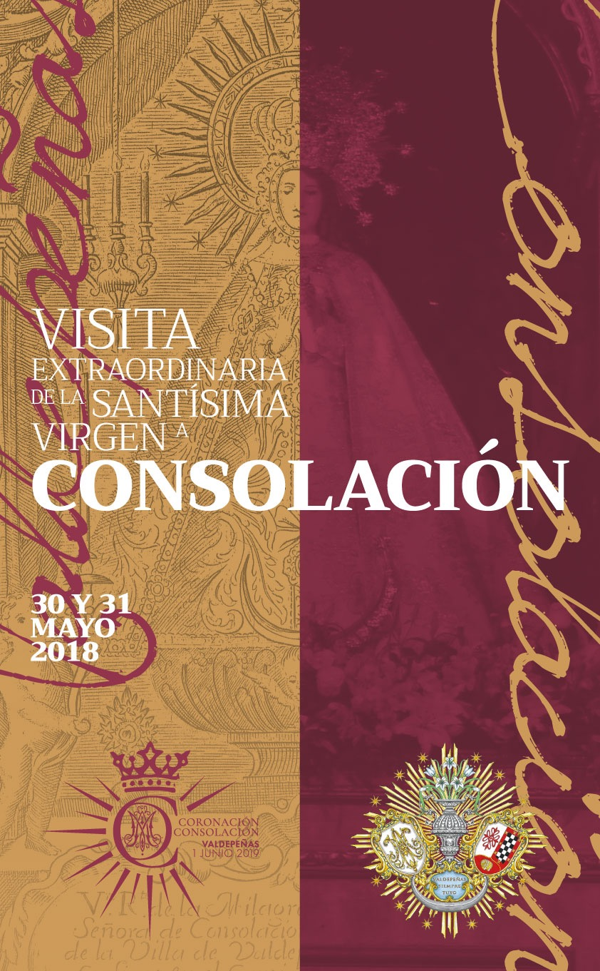 La Hdad. de la Patrona solicita colaboración para traer la Virgen en andas desde Consolación a Valdepeñas.