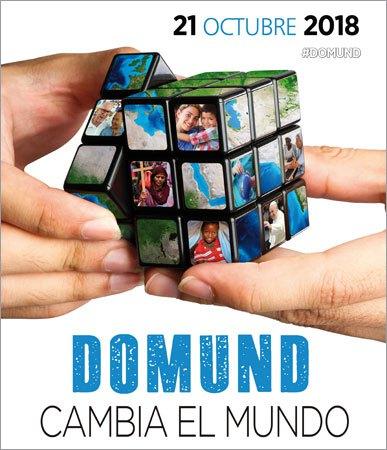 Bolsa de Caridad. Campaña de cuestación para el Domund.