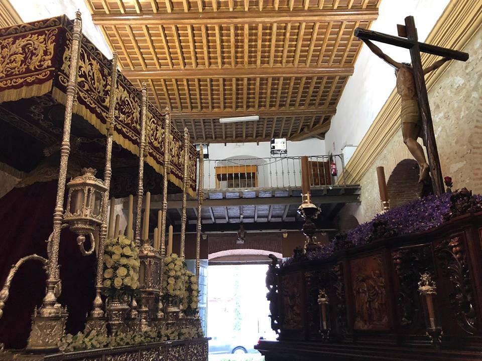 Jueves Santo 2019. Misericordia y Palma