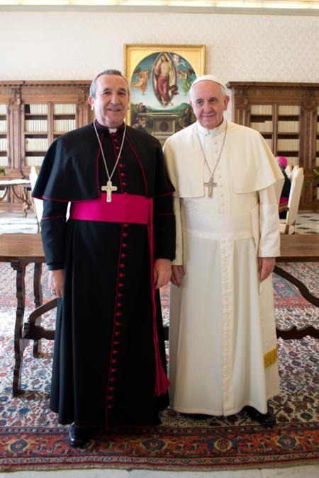 El nuevo Obispo de Ciudad Real, D. Gerardo Melgar, presidirá la Misa de Clausura y cierre de la Puerta Santa del Año Jubilar de la Hermandad.