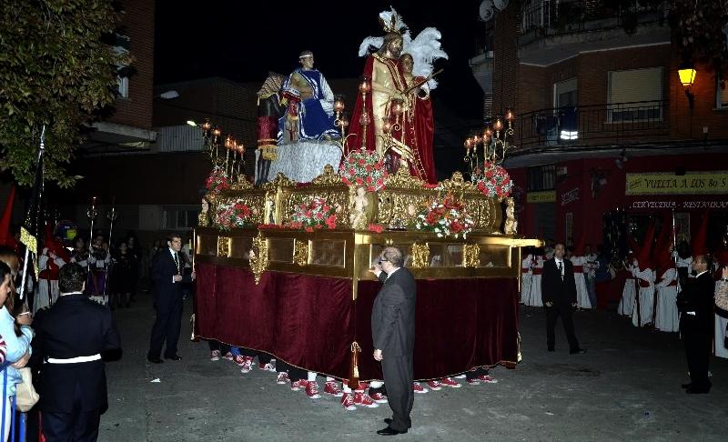 Invitación de la Hdad. de la Sentencia de Talavera de la Reina por su X Aniversario Fundacional.