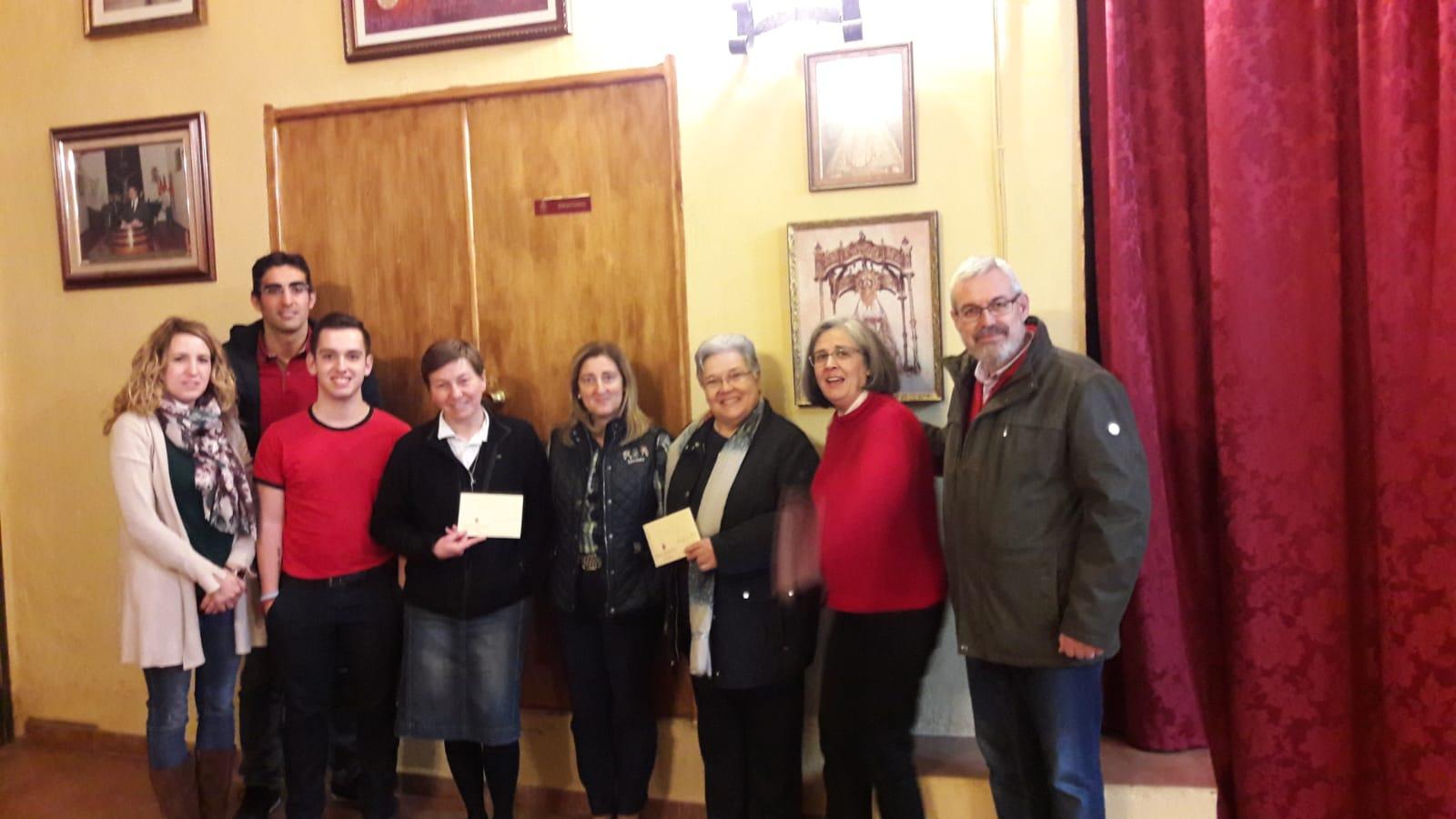 3.542 € recaudados en la XII Comida Solidaria de la Bolsa de Caridad: